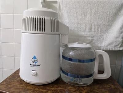 Best Countertop Water Distiller