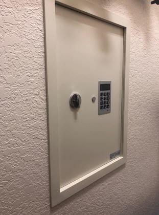 Best Fireproof Wall Safe