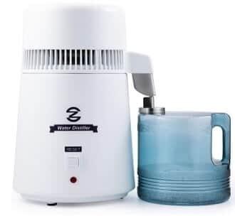 CO-Z Countertop Water Distiller for Home Use