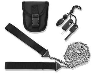 SUMPRI Pocket Chainsaw Survival Gear
