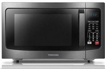 Toshiba EC042A5C-BS Countertop Microwave Oven